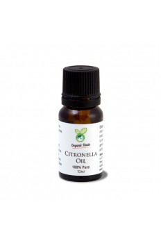 Organic Oasis Citronella Oil (10 ml)