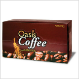 Oasis Coffee with Ginseng
